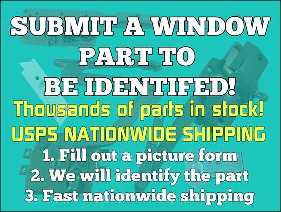 jeld wen window parts identify window