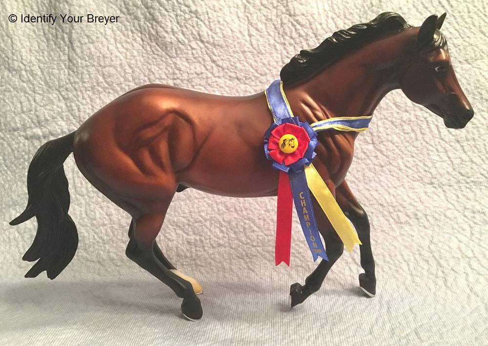 Identify Your Breyer Loping Quarter Horse