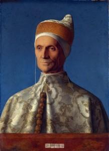 Dogele Veneţiei Leonardo Loredano, cel care a trimis medici lui Ştefan cel Mare după un tablou de Bellini