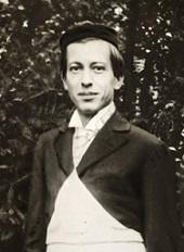 Nicolae-Paulescu-tanar