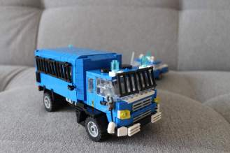moc lego cars Star 200 and Star 266