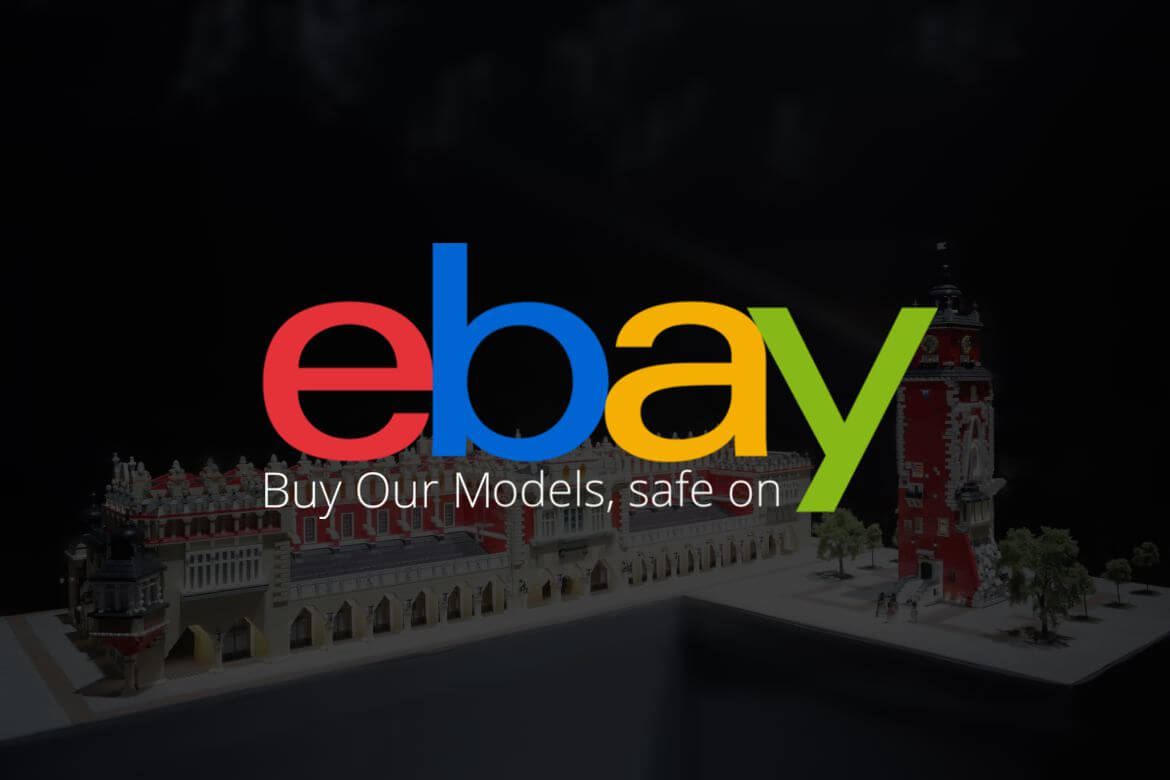 Buy Our Models safe on eBay