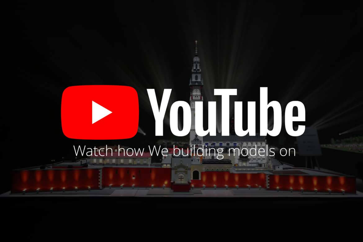Watch how We building models on YouTube
