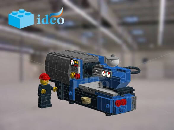 molding machine lego photo ideo bricks lego model ideas