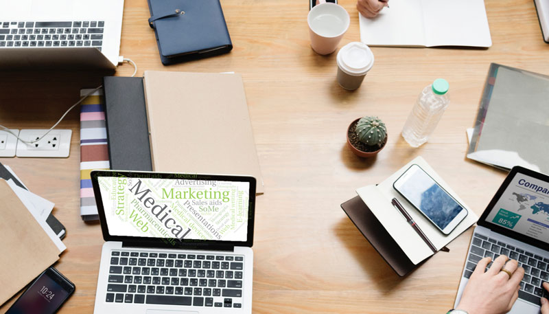 Medicinsk markedsføring PC