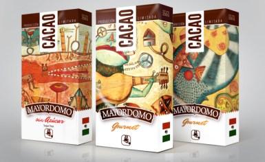 Cajas de Chocolate Mayordomo