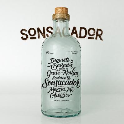 Mezcal Sonsacador