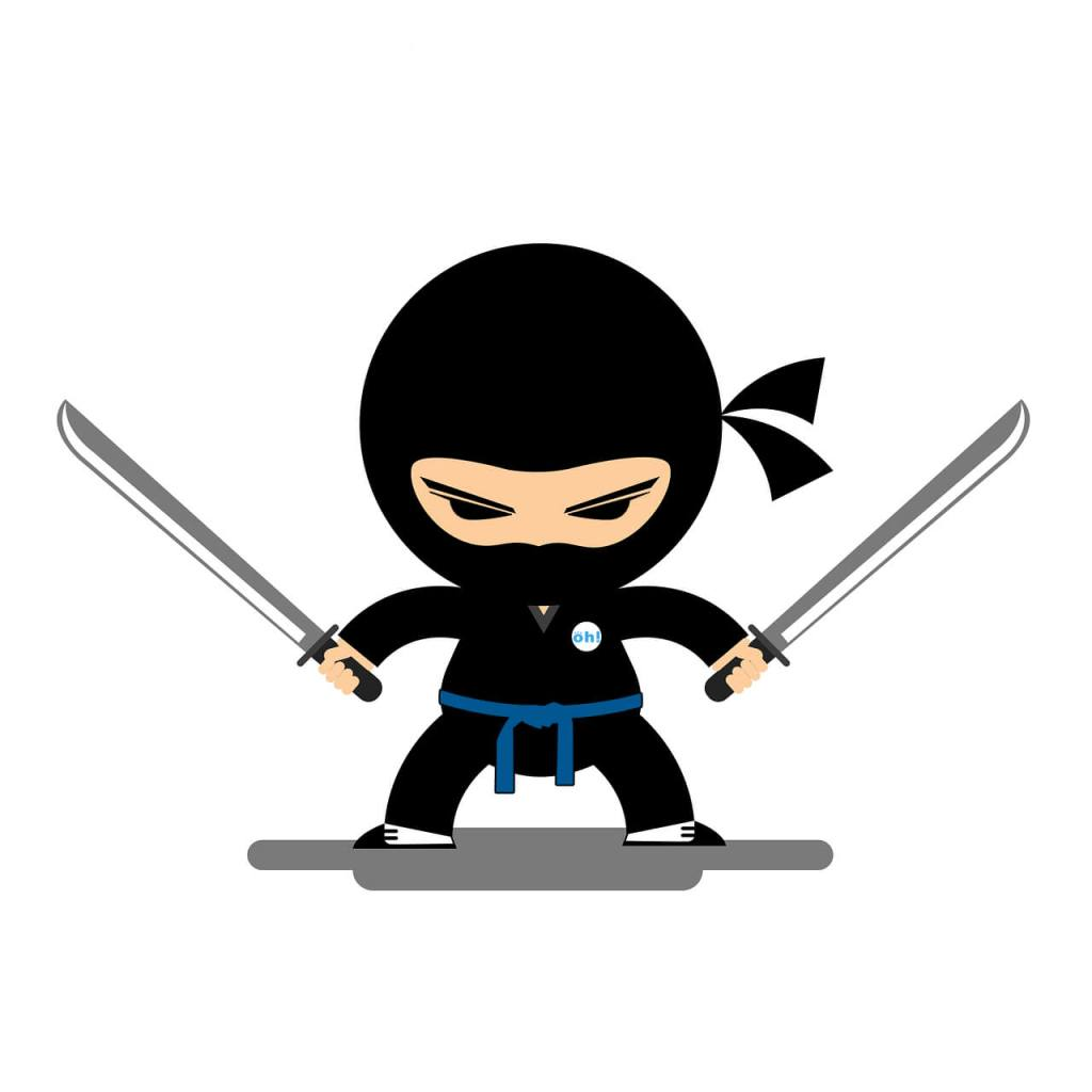 NINJA CINTURON AZUL es el grado siguiente al verde dentro de la ACADEMIA NINJA DE MARKETING DIGITAL. En esta etapa, el alumno aprenderá a desarrollar habilidades en Email Marketing y Video Marketing