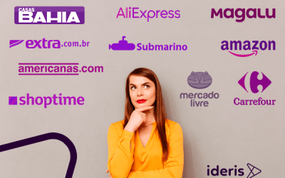 Qual é a maior E-commerce do Brasil?