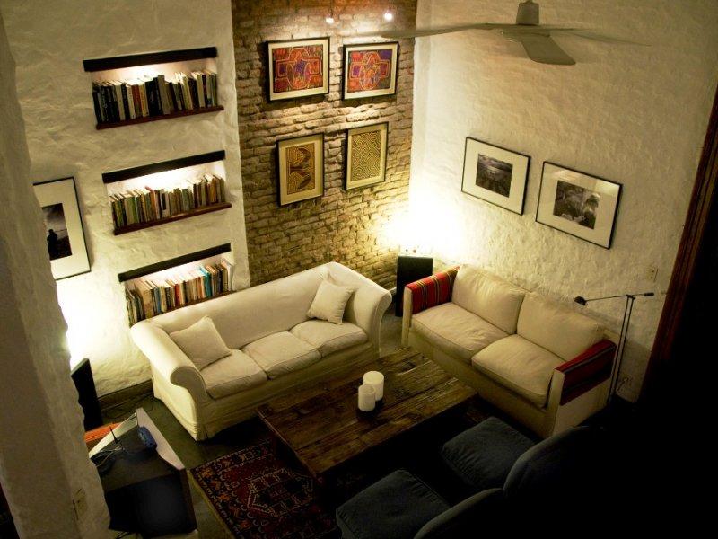 Modern Loft Apartment In Classic Landmark House