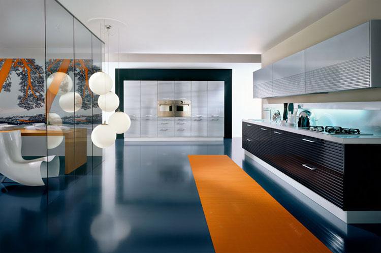 Luxury Modern Kitchens By Pedini | iDesignArch | Interior ... on Ultra Modern Luxury Modern Kitchen Designs  id=21701