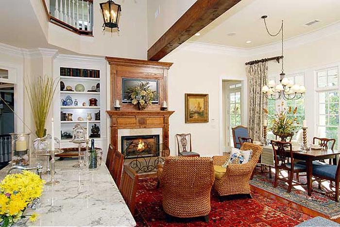 Beach Cottage Interior Decorating