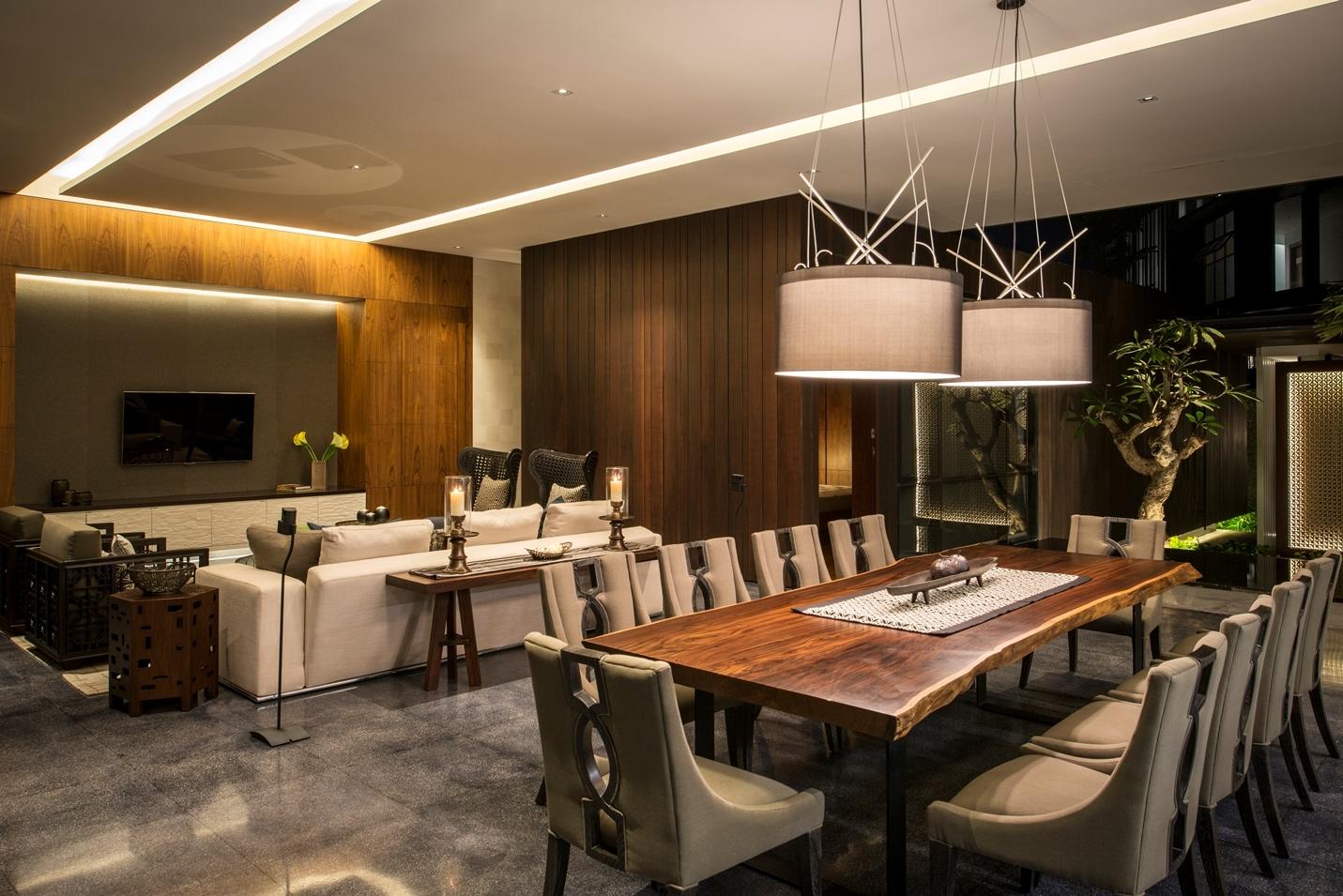Modern Resort Villa With Balinese Theme IDesignArch Interior Design Architecture Amp Interior