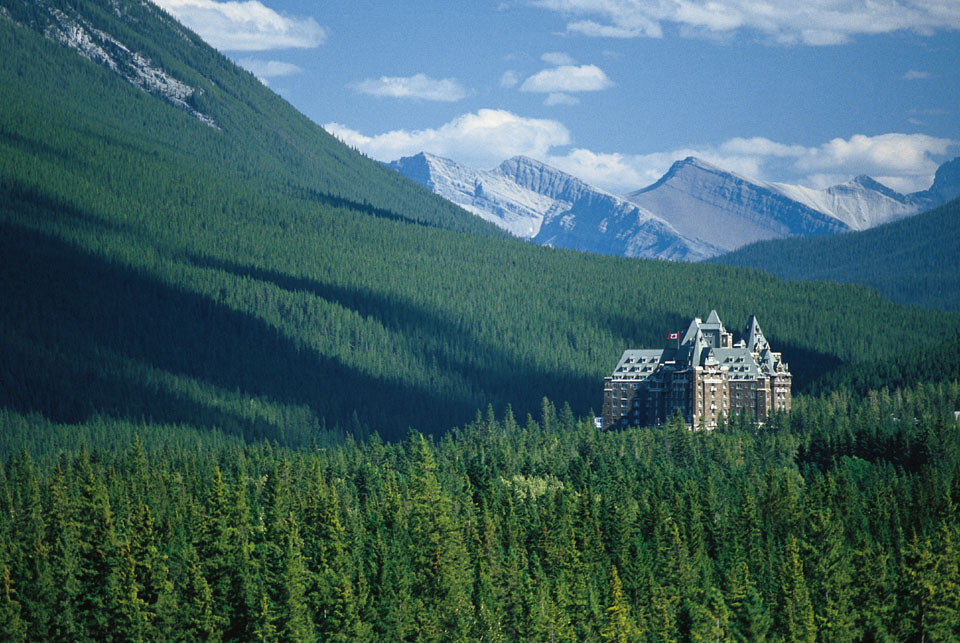 Banff Springs Hotel Fairytale Castle In The Mountains IDesignArch Interior Design