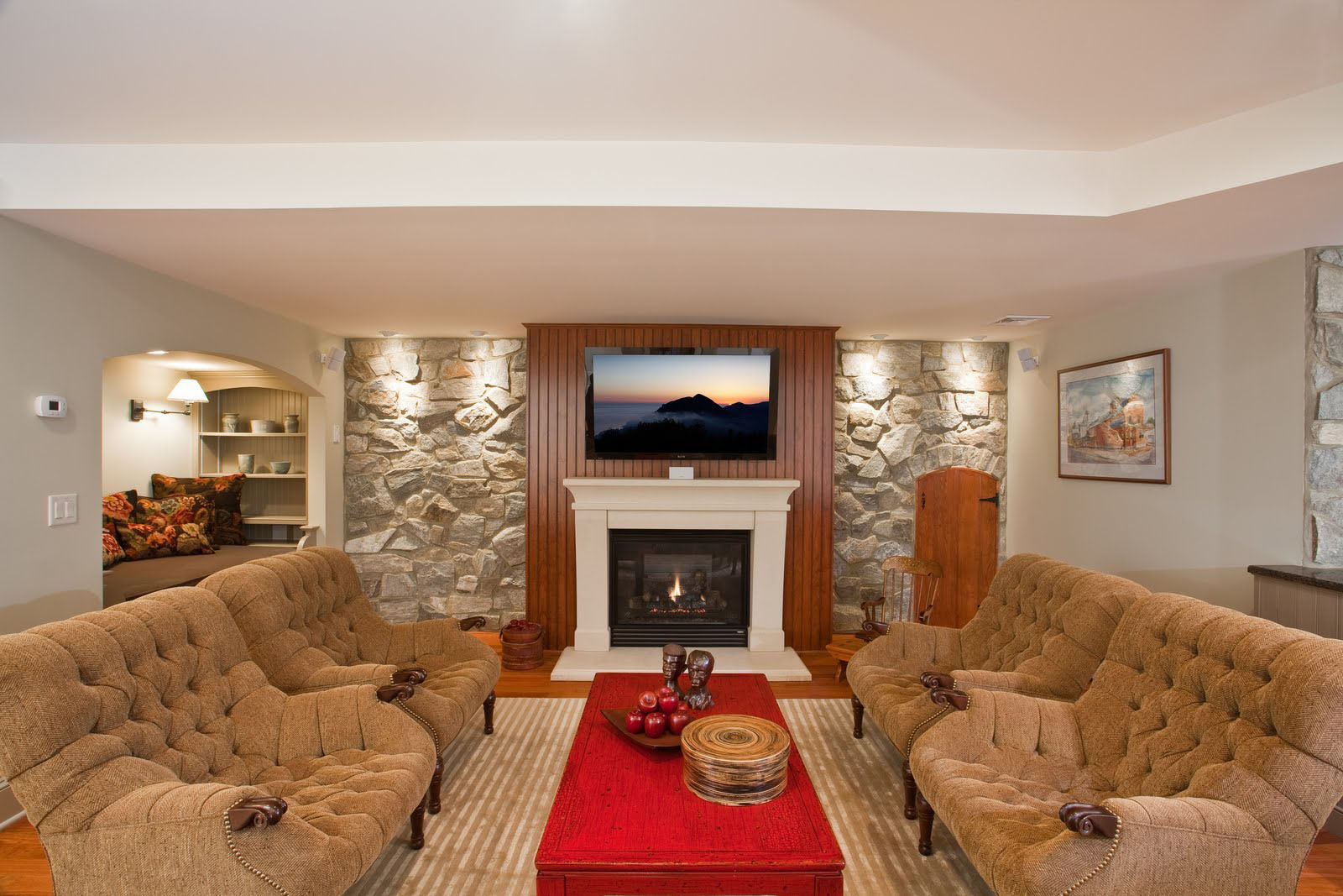 Traditional Home Decorating Ideas Pictures
