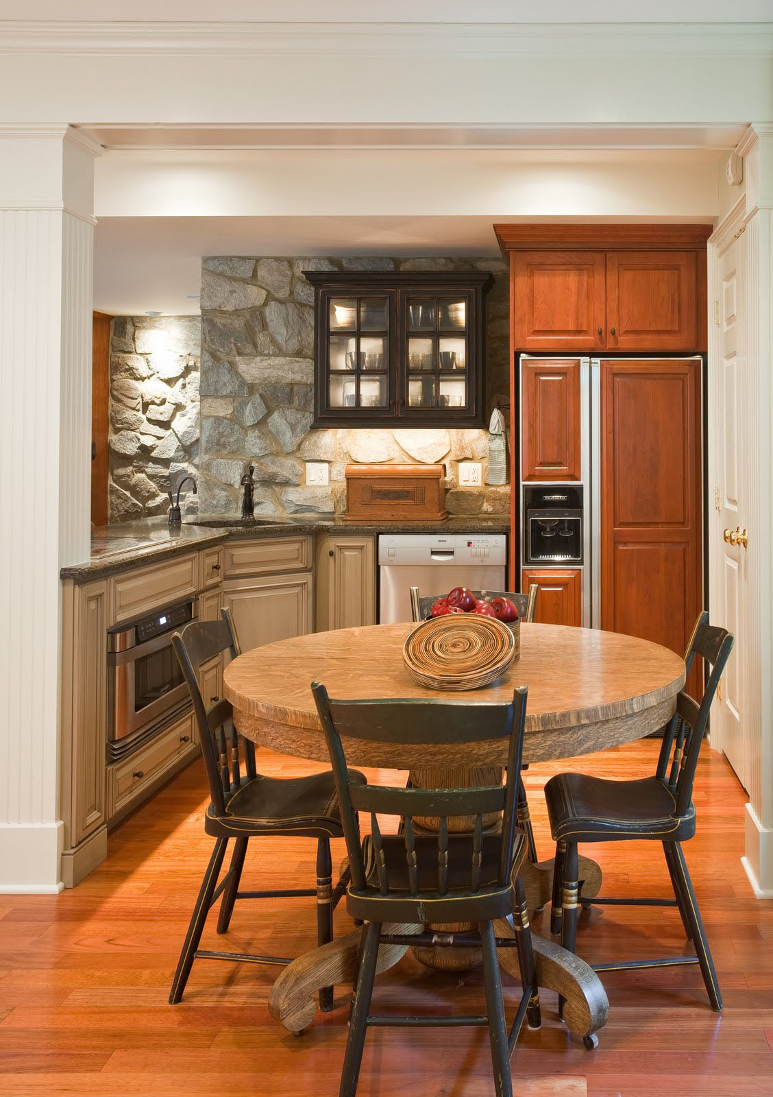 Small Kitchen Design Ranch House