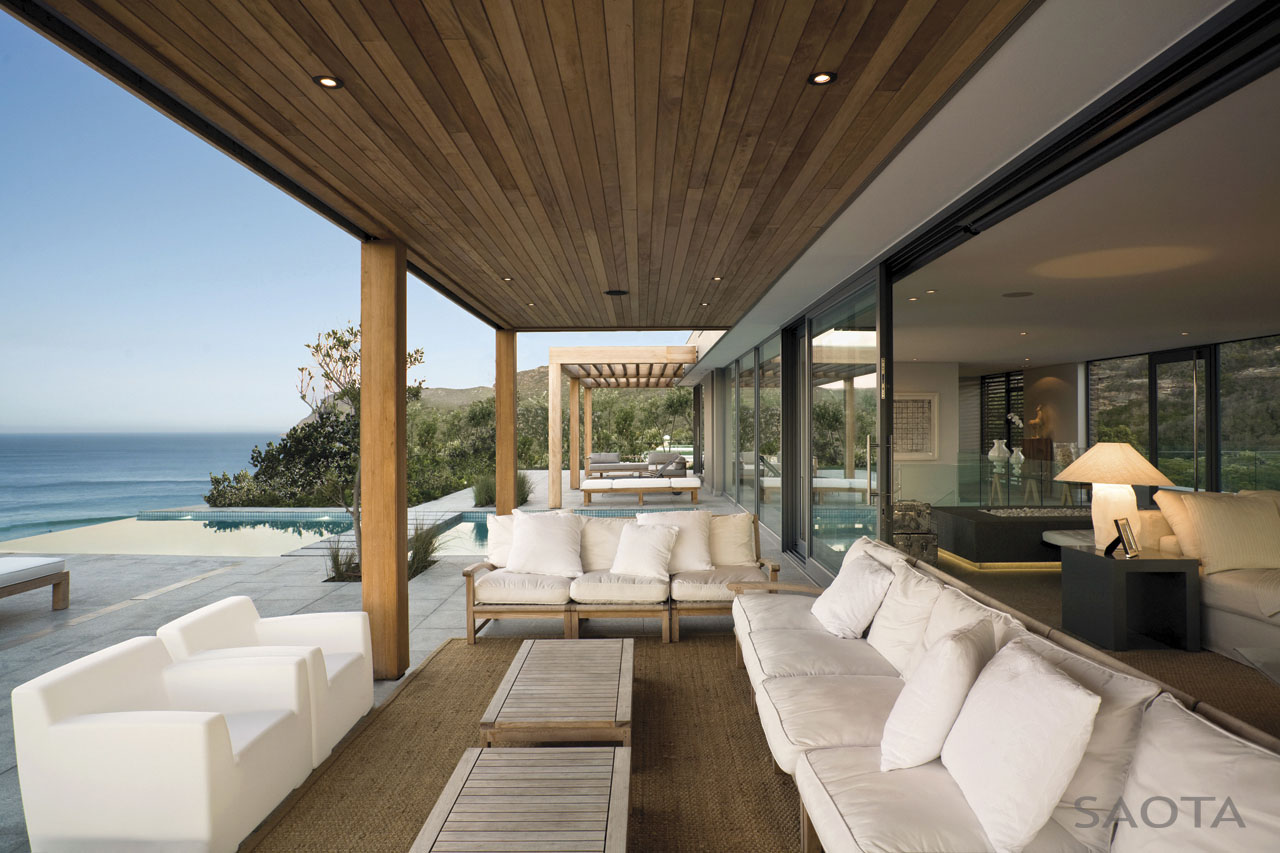 Contemporary Beachfront Home In South Africa | iDesignArch ... on Modern:szae7Exnfpq= Amazing Houses  id=75139