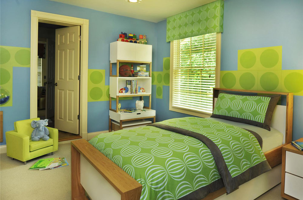 Tastefully Decorated Childrens Bedrooms IDesignArch