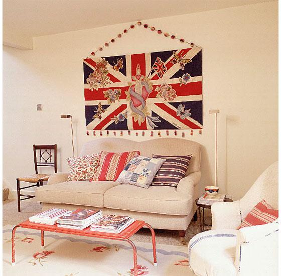 Celebrate The Royal Wedding With British Interior Decor