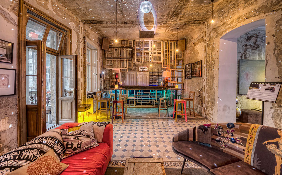 Brody House A Quirky Boutique Hotel In Budapest