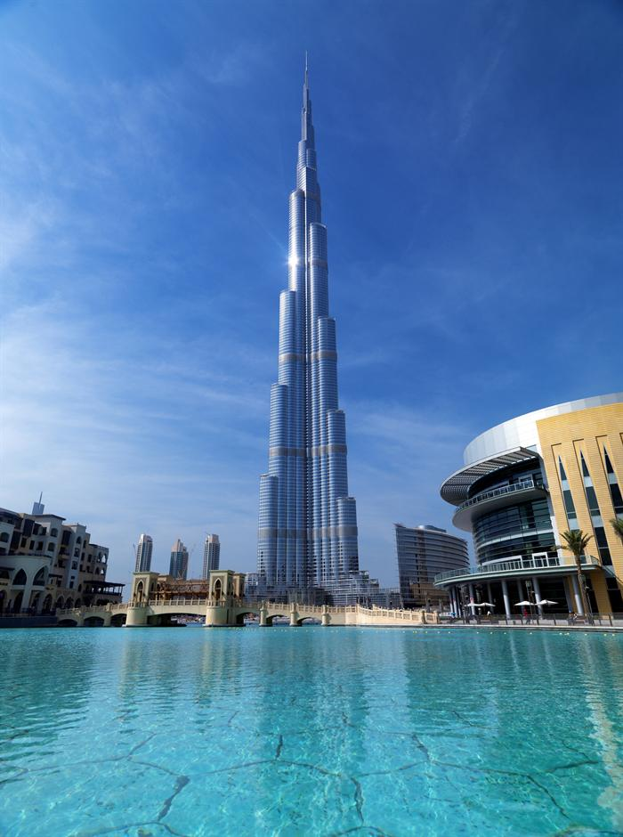 Burj Khalifa The Tallest Building In The World