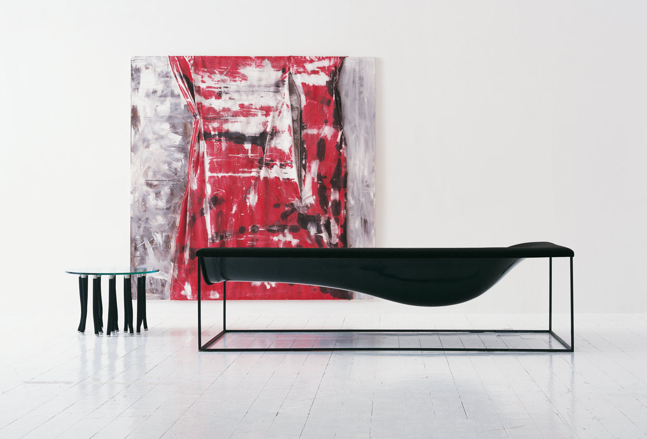 Glass Tables With Rope Legs By Cappellini IDesignArch Interior Design Architecture