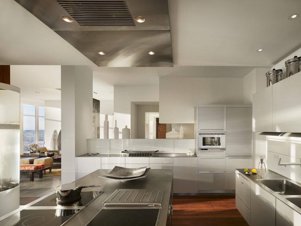 Stunning Modern Penthouse Apartment In Philadelphia IDesignArch Interior Design