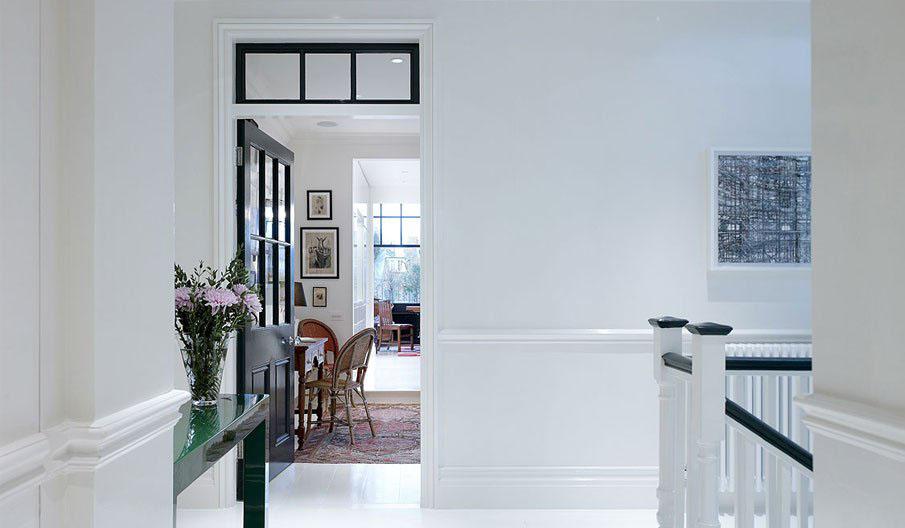 Chelsea Maisonette Apartment IDesignArch Interior