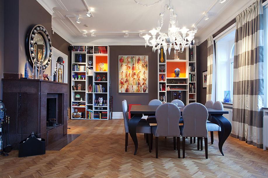 Timeless Contemporary Apartment IDesignArch Interior
