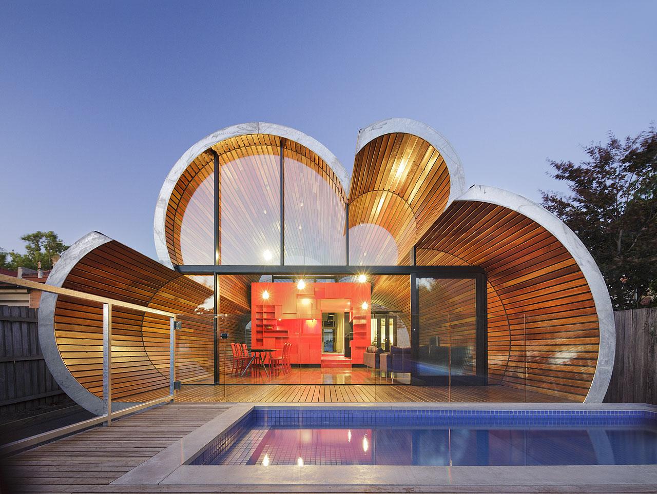 Cloud House Modern Addition | iDesignArch | Interior ... on Modern:szae7Exnfpq= Amazing Houses  id=41820
