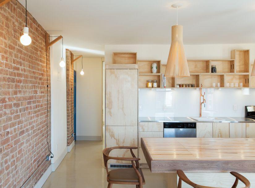 675 Square Foot NYC Apartment Gets A Budget Makeover IDesignArch Interior Design