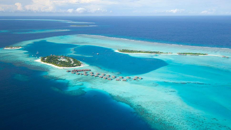 Conrad Maldives Rangali Island Hotel IDesignArch Interior Design Architecture Amp Interior