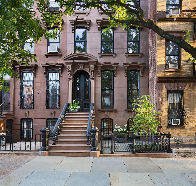 Contemporary Brooklyn Brownstone2
