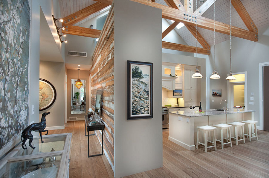 West Coast Cottage Style Bungalow Home In British Columbia