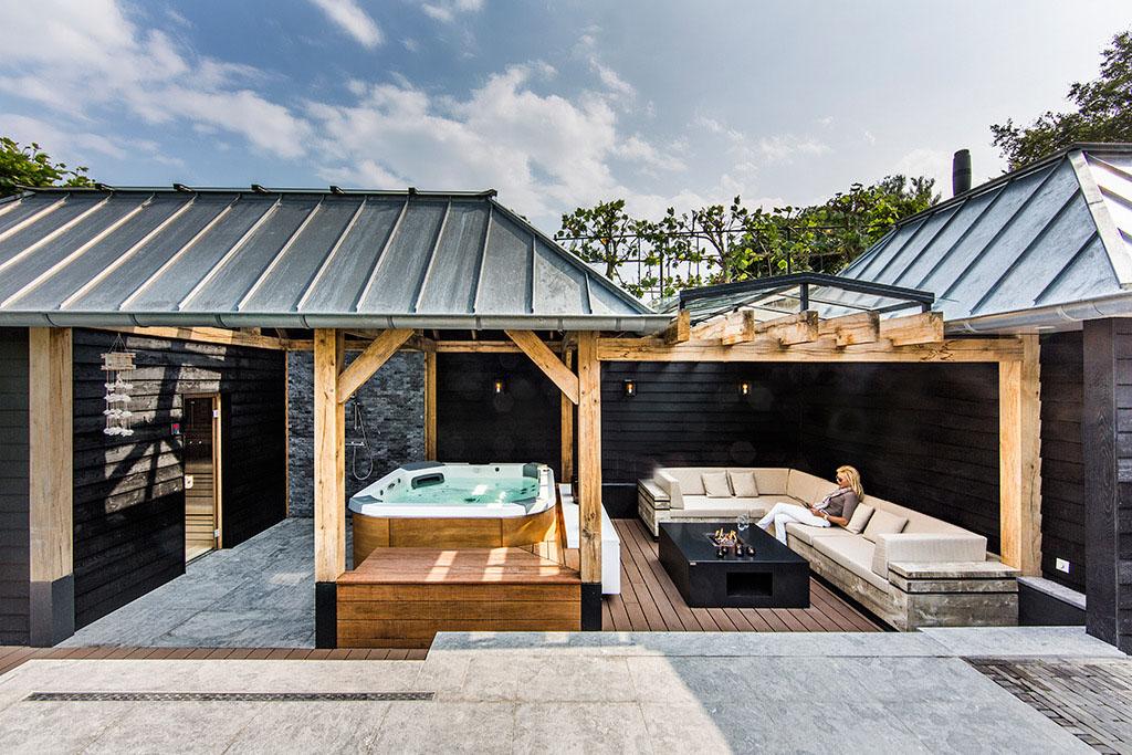 Dream Backyard Garden With Amazing Glass Swimming Pool ... on Dream Backyard Ideas id=25253