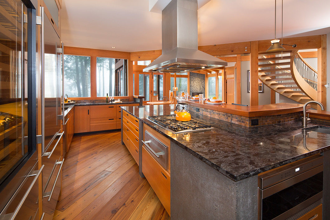 Kitchen Apartment Design