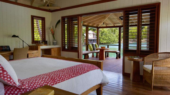 Ian Fleming Villa At Goldeneye Resort In Jamaica