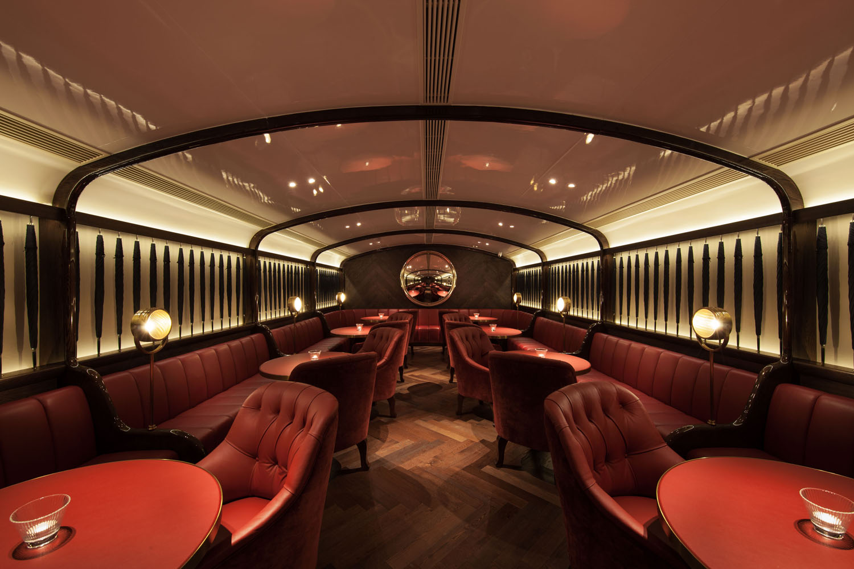 Enter The Fantasy World Of Foxglove Speakeasy Lounge Bar In Hong Kong Idesignarch Interior