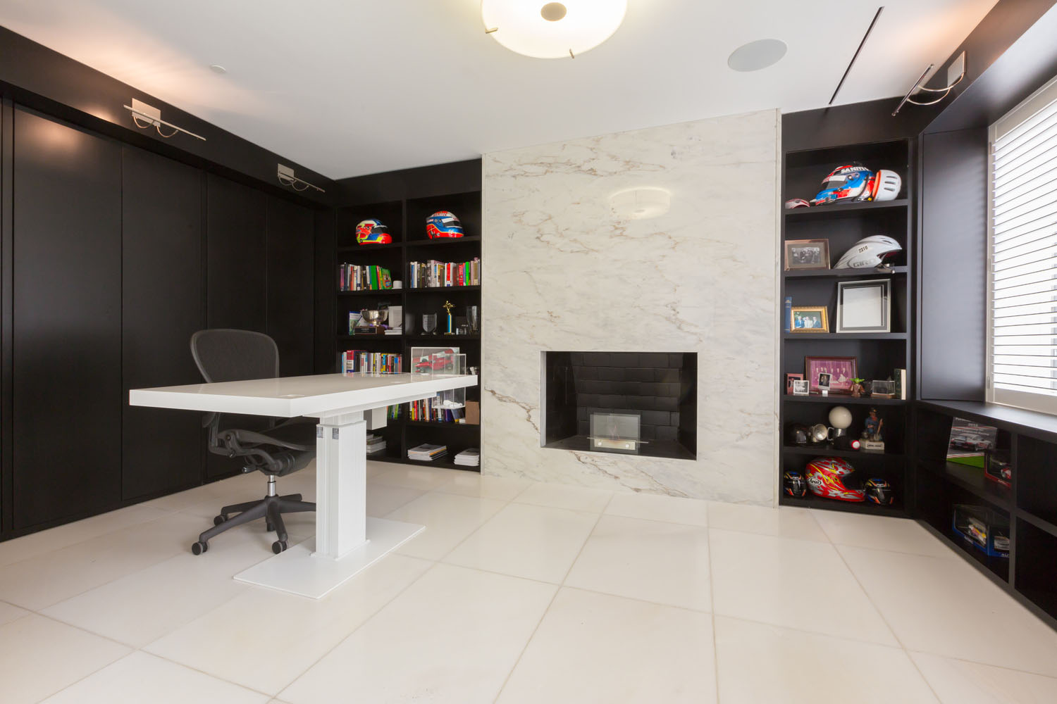 Impeccable Modern Townhouse In Georgetown With Glass Elevator IDesignArch Interior Design