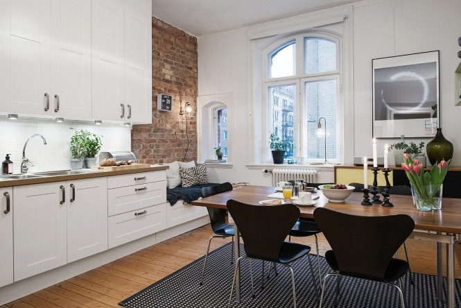 Charming Small Studio Apartment With