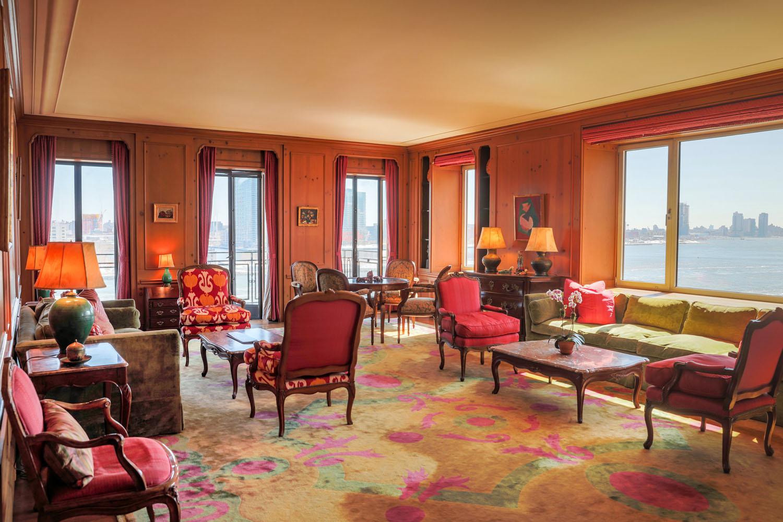 Greta Garbo New York Apartment The Campanile1