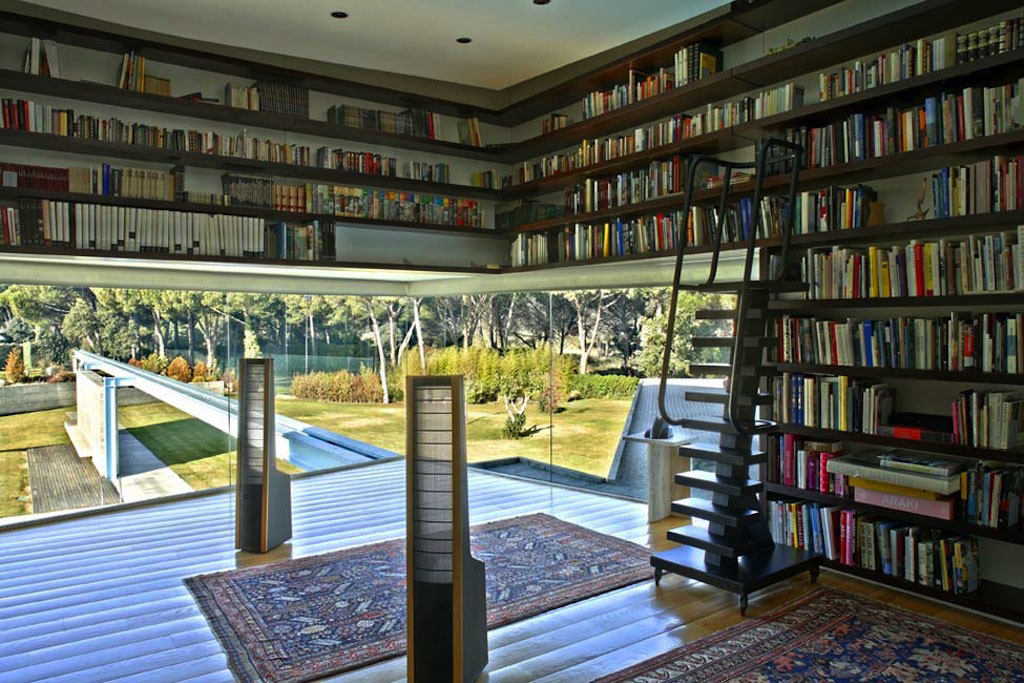 Unique Home Libraries IDesignArch Interior Design
