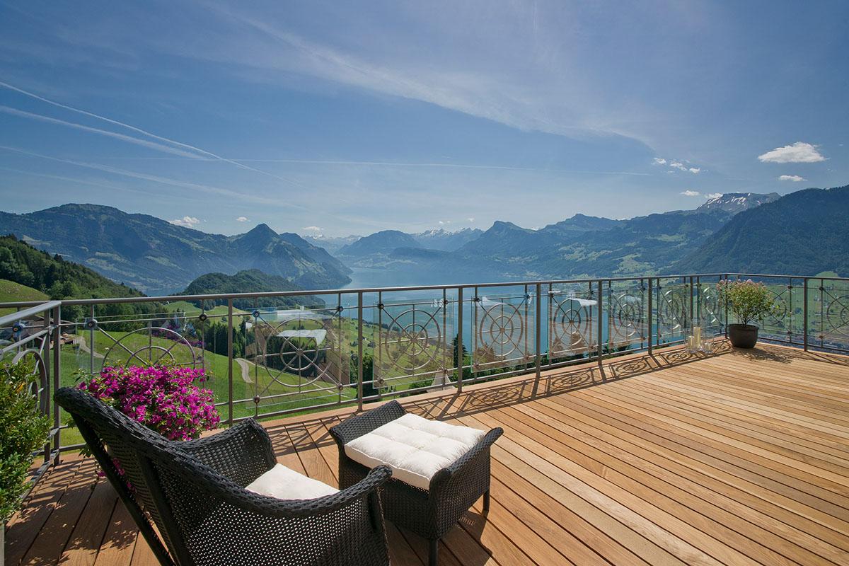 Hotel Villa Honegg Lake Lucerne9