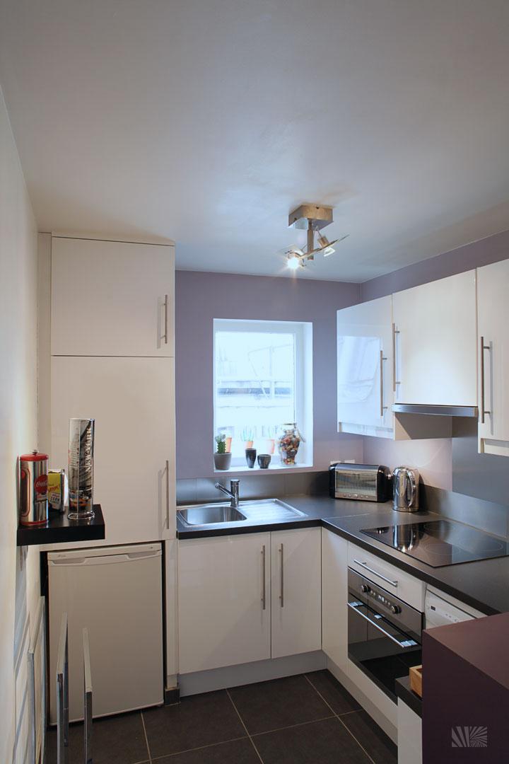Stylish IKEA Kitchen For Small Space   iDesignArch ...