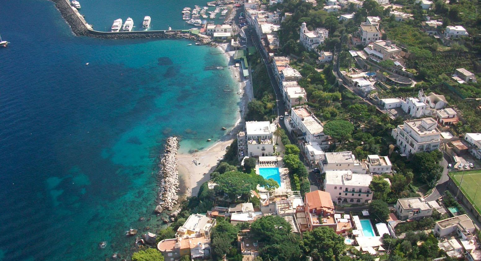 J K Place Capri Hotel Elegant Seaside Decor Idesignarch