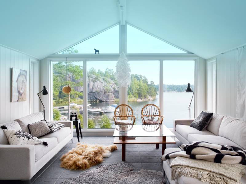 Swedish Country House By The Water IDesignArch