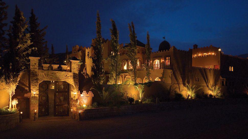 Kasbah Tamadot Sir Richard Bransons Moroccan Retreat
