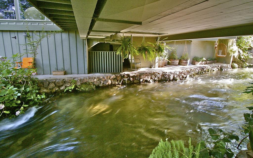 Kaweah Falls Vacation Home A River Runs Through It