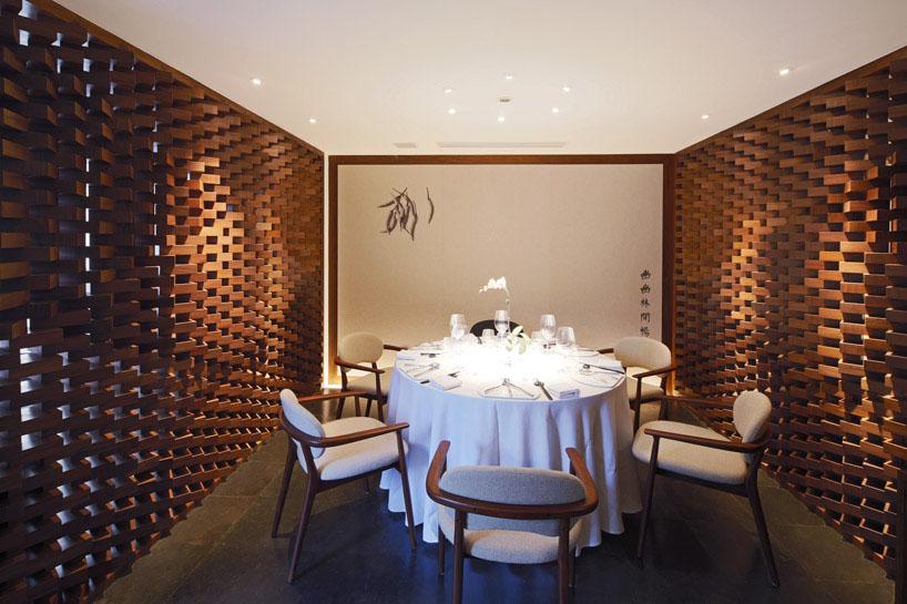 Kings Joy Restaurant Beijing IDesignArch Interior