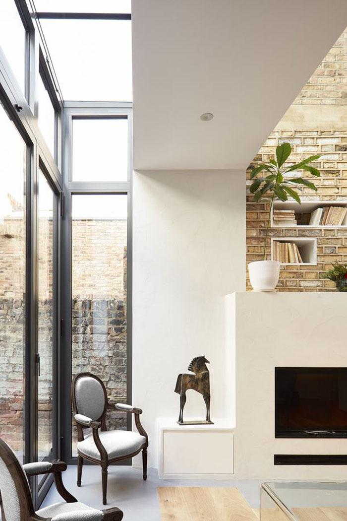 Terraced House Interior Design